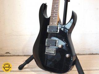 アイバニーズ Ibanez RG321MH Black エレキギター ソフトケース付 ★