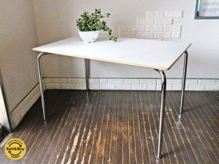 カルテル Kartell マウイ Maui ダイニングテーブル W1200 ヴィコ・マジストレッティ デザイン イタリア 定価:115,884円 ◎