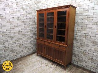 家具蔵 KAGURA エミネント EMINENT チェリー材 ダイニングボード 食器棚 カップボード 無垢材家具  ●