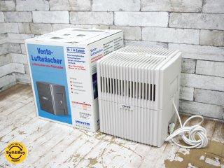 ヴェンタ VENTA 気化式加湿器 空気清浄機能付 LW-24 ドイツ製 ホワイト ●