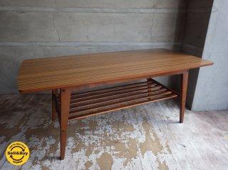 カリモク60 ロクマル リビングテーブル カフェテーブル Lサイズ 幅119cm karimoku ♪