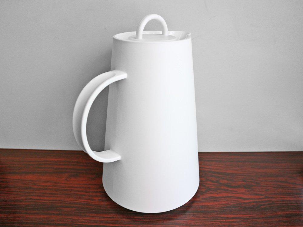 オーレパルスビーデザイン OLE PALSBY DESING サーモジャグ 1L ホワイト 保温ポット 魔法瓶 デンマーク A ◎