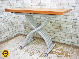 オッジオ ozzio T-090 昇降伸長式 リフティングテーブル ●