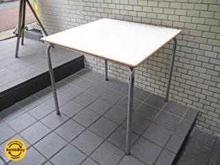カルテル Kartell マウイ テーブル Maui Table ヴィコ・マジストレッティ w80cm イタリア ■