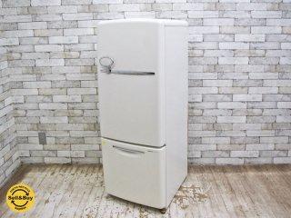 ナショナル National ウィル WiLL シリーズ パーソナルノンフロン冷凍冷蔵庫 フリッジミニ FRIDGE mini 廃盤 ホワイト '02年式 162L 取説・エッグスタンド付き ◇