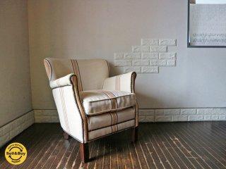 ジャーナルスタンダードファニチャー journal standard Furniture × ハロ HALO プロフェッサー PROFESSOR フラワーサック 一人掛け アームソファ ◎