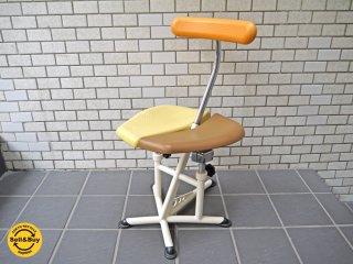トレイン × カッシーナイクスシー TRAIN × CASSINA IXC. アーユルチェア ayur chair 姿勢矯正 坐骨椅子 ■