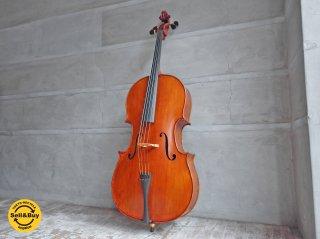 フェレンツェベラバーツィ Ferenc Bela Vaci チェロ CSC-2 2004年製 ブダペスト budapast 楽器 ケース付き ジャンク品 ♪