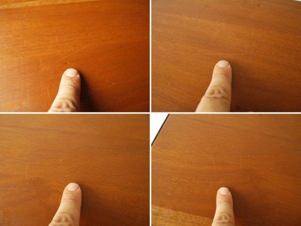 ウニコ unico ランバーミニ LUMBER-mini ローテーブル 95cm アイアン × アフリカンマホガニー板材 インダストリアル ビンテージ 廃番 希少 ◇
