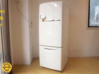 ナショナル National ウィル WiLL 冷蔵庫 165L 2006年製 ノスタルジックデザイン ★
