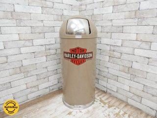 ハーレーダビッドソン HARLEY DAVIDSON ディーラー店舗取扱い 45L ダストボックス ●