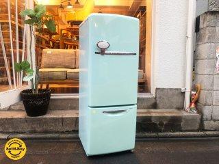 ナショナル National ウィル WiLL Fridge mini 冷蔵庫 162L ターコイズ カラー 2003年製 ♪