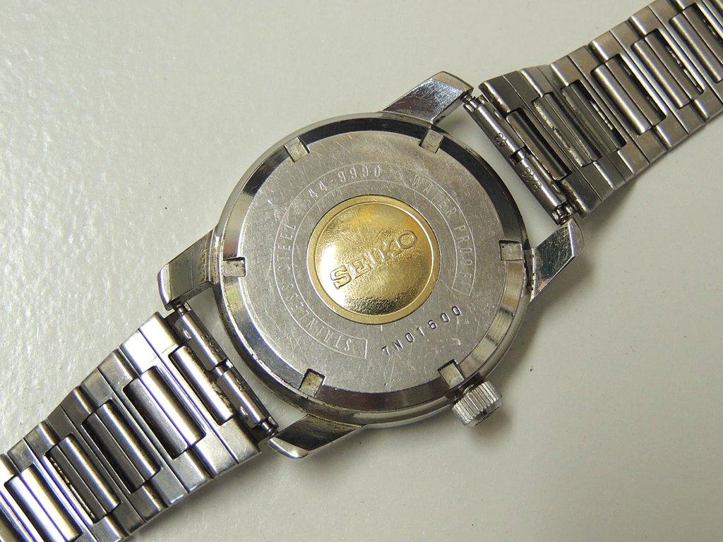 セイコー KING SEIKO キングセイコー セカンドモデル 44-9990 手巻き ハック機能 メダリオン Cal.44A 1967年製 ●