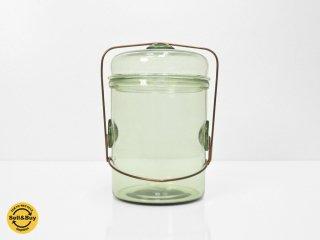ピーターアイビー Peter Ivy 保存瓶 Coffee jar ガラス 作家 器 流動研究所 ●