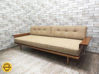 アクメファニチャー ACME Furniture カーディフ CARDIFF 3Pソファ メトロポリターノ 未使用品 定価287,280円 ●