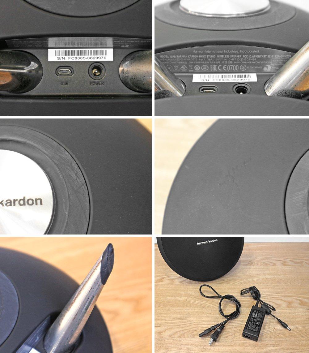 ハーマンカードン Harman Kardon ONYX STUDIO Bluetoothスピーカー ワイヤレス ◎