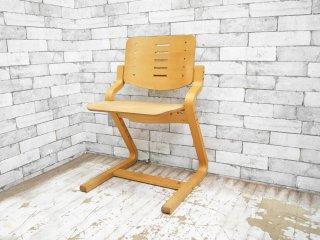 フォルミオ Formio ブナ材 チェア KF-02 デスクチェア 子供椅子 デンマーク ●