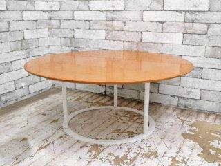 アルフレックス arflex ウビ uvi センターテーブル 木製天板 ラウラ・グリツィオッティ ●