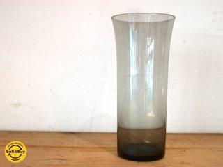 ヌータヤルヴィ Nuutajarvi #1725 タンブラー tumbler ガラス ブラウン カイ・フランク Kaj Franck A ★