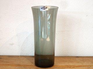 ヌータヤルヴィ Nuutajarvi #1725 タンブラー tumbler ガラス ブラウン カイ・フランク Kaj Franck B ★