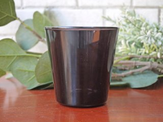 ヌータヤルヴィ Nuutajarvi カイ・フランク Kaj Franck #5027 パープル タンブラー グラス ビンテージ ■