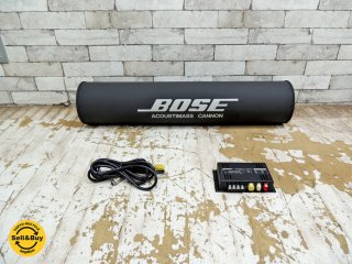 ボーズ BOSE AM-033 サブウーファー アクースティマス キャノン ACOUSTIMASS CANNON スピーカー オーディオ機器 A ●