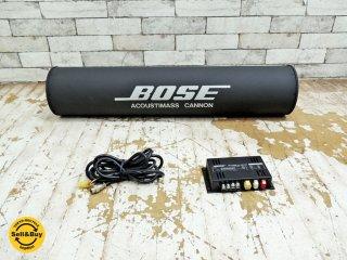 ボーズ BOSE AM-033 サブウーファー アクースティマス キャノン ACOUSTIMASS CANNON スピーカー オーディオ機器 C ●