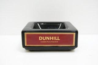 ダンヒル dunhill アッシュトレイ 灰皿 陶製 ビンテージ ●