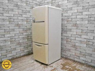 ナショナル National ウィル WiLL FRIDGE mini 冷凍冷蔵庫 2003年製 162L NR-B162R-W 希少廃番 ●