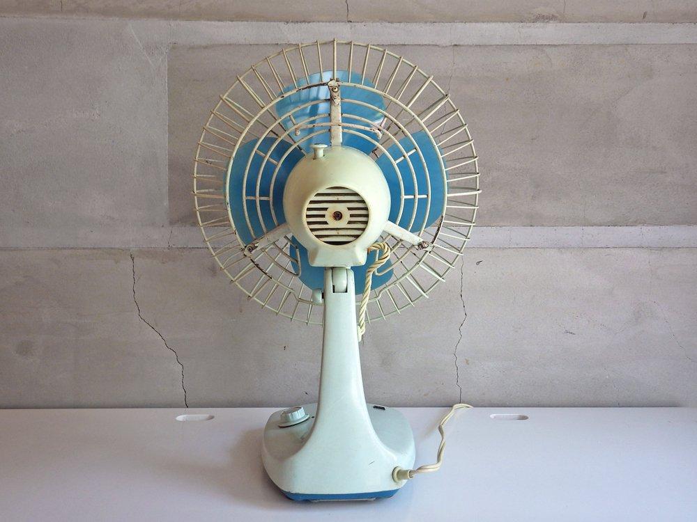 東芝 TOSHIBA / TOKYO SHIBAURA 扇風機 昭和レトロ インテリアとして♪