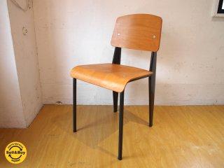ヴィトラ Vitra スタンダードチェア Standard chair ビーチ材 ジャン・プルーヴェ A ★