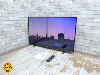 フナイ FUNAI 船井電機 4K対応 液晶 テレビ TV 50インチ FL-50U3010 2019年製 ●
