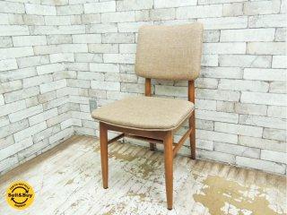 アクメファニチャー ACME Furniture ブルックス ダイニングチェア BROOKS DINING CHAIR ベージュ ファブリックシート ●
