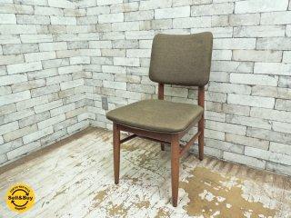 アクメファニチャー ACME Furniture ブルックス ダイニングチェア BROOKS DINING CHAIR カーキ ファブリックシート ●