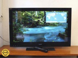 ソニー SONY ブラビア BRAVIA 40V型 液晶テレビ KDL-40NX800 LEDバックライト採用 2010年製 リモコン付 ★