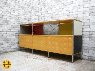 モダニカ MODERNICA イームズ ストレージユニット Storage Unit 2段×3列 Case Study Furniture 収納家具 ミッドセンチュリー ●