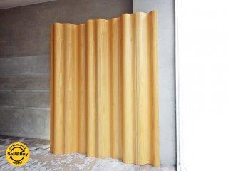ハーマンミラー HermanMiller イームズ モールデッド プライウッド フォールディング スクリーン Eames Molded Plywood Folding Screen パーテーション♪