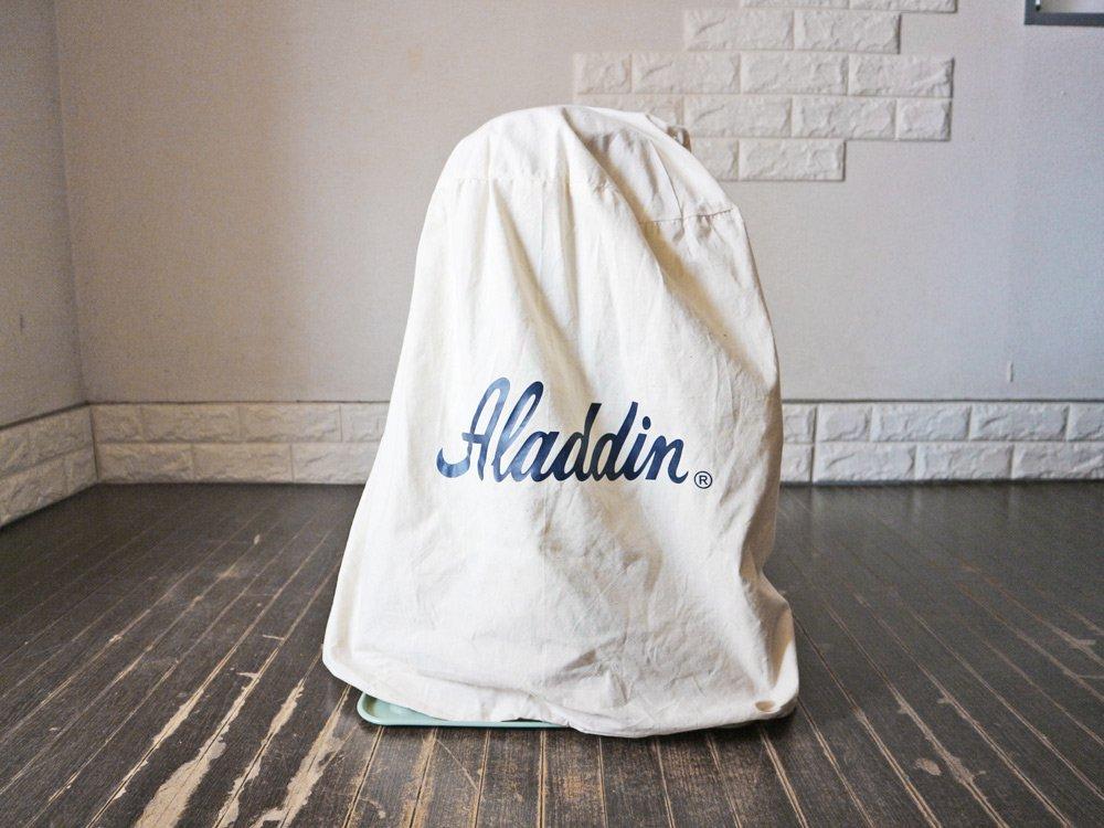 アラジン Aladdin ブルーフレーム BLUE FLAME 灯油 ストーブ 2009年製 BF3905 専用収納袋 & 芯クリーナー付き ◎