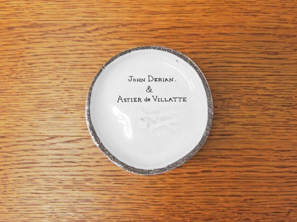アスティエ・ド・ヴィラット ASTIER de VILLATTE ジョン・デリアン JOHN DERIAN オウム parrot カップ ●