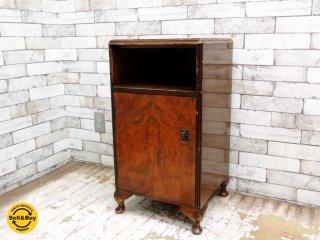 ロイズアンティークス取扱い 電話台 サイドテーブル ビンテージ 英国家具 Lloyd's Antiques ●
