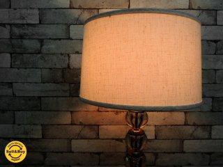 USビンテージ テーブルランプ Table Lamp Crystal Ball アクメファニチャー取扱 ●