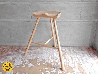 ワーナー Werner シューメーカーチェア Shoemaker Chair No.69 スツール ブナ材 デンマーク A♪