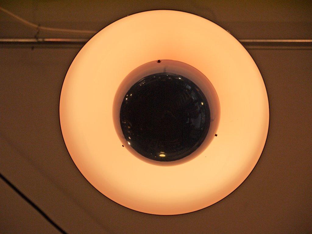 ルイスポールセン Louis Poulsen フラワーポット Flower Pot ヴェルナーパントン ターコイズ ビンテージ 希少 ■