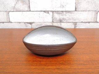 DITLEV ボウル デンマーク 北欧陶器 ●