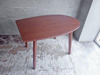 フランフラン Francfranc パルセイロ ダイニングテーブル ブラウン アッシュ材♪