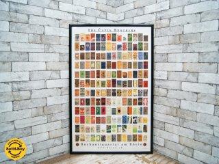 チャペック兄弟とチェコ・アヴァンギャルド展 ポスター 額装 ●