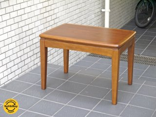 カリモク karimoku オーク材 コーヒーテーブル サイドテーブル ■