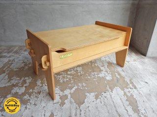 無印良品 MUJI ねじのいらない組み立てフラップテーブル ♪