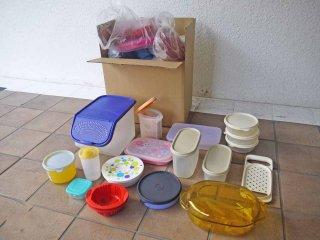 タッパーウェア Tupperware 食品 & 飲料等 容器類 詰め合わせ アラカルト / アソート セット - B ◇