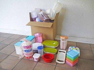 タッパーウェア Tupperware 食品 & 飲料等 容器類 詰め合わせ アラカルト / アソート セット - C ◇